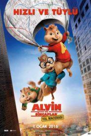 Alvin ve Sincaplar 4: Yol Macerası