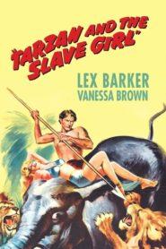 Tarzan ve Esir Kız