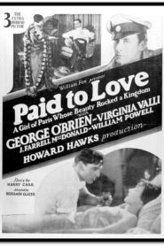 Paid to Love