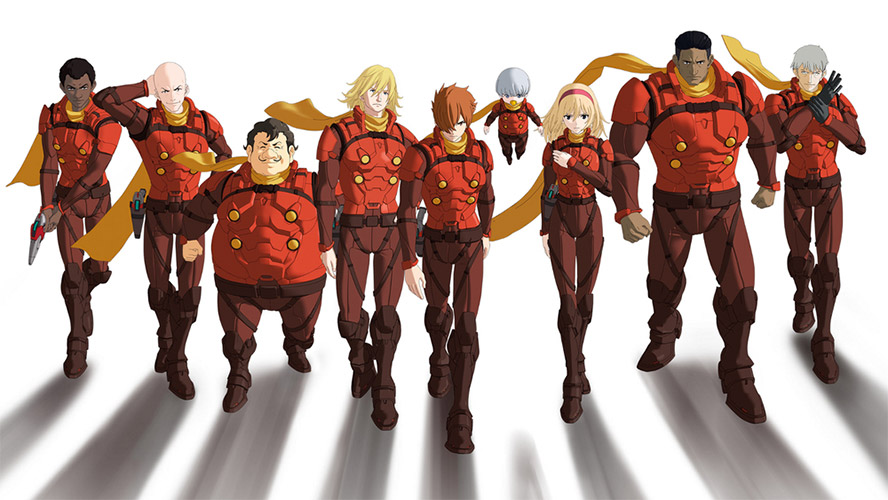 Cyborg 009: Call of Justice II