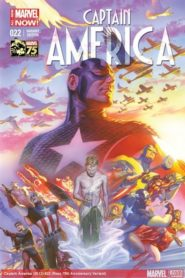 Marvel's Captain America: 75 Heroic Years