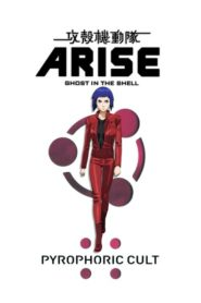 Ghost in the Shell: Arise Border 5 – Pyrophoric Cult