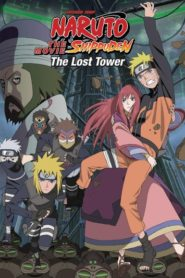 Naruto Shippuden: The Lost Tower