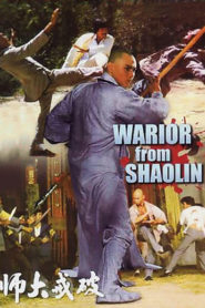 Warrior from Shaolin