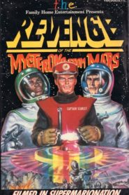 Revenge of the Mysterons from Mars