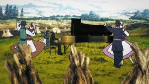 Forest of Piano: 2×4