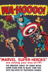 The Marvel Super Heroes