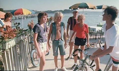 Promiscuidade, os Pivetes de Katia (1984) Бразилия TV-Rip
