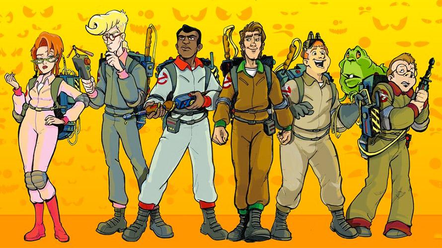 The Real Ghostbusters is een Amerikaanse animatieserie gebaseerd op de film Ghostbusters uit 1984 De serie die liep van 1986 tot 1991 met een totaal van 140