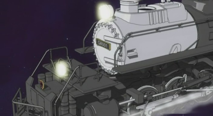 The Galaxy Railways
