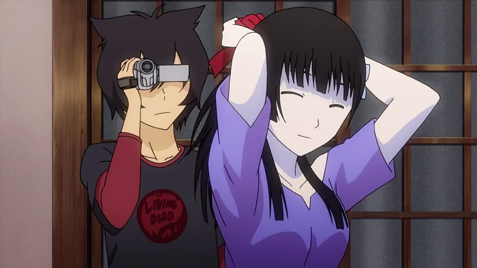 Sankarea: Undying Love