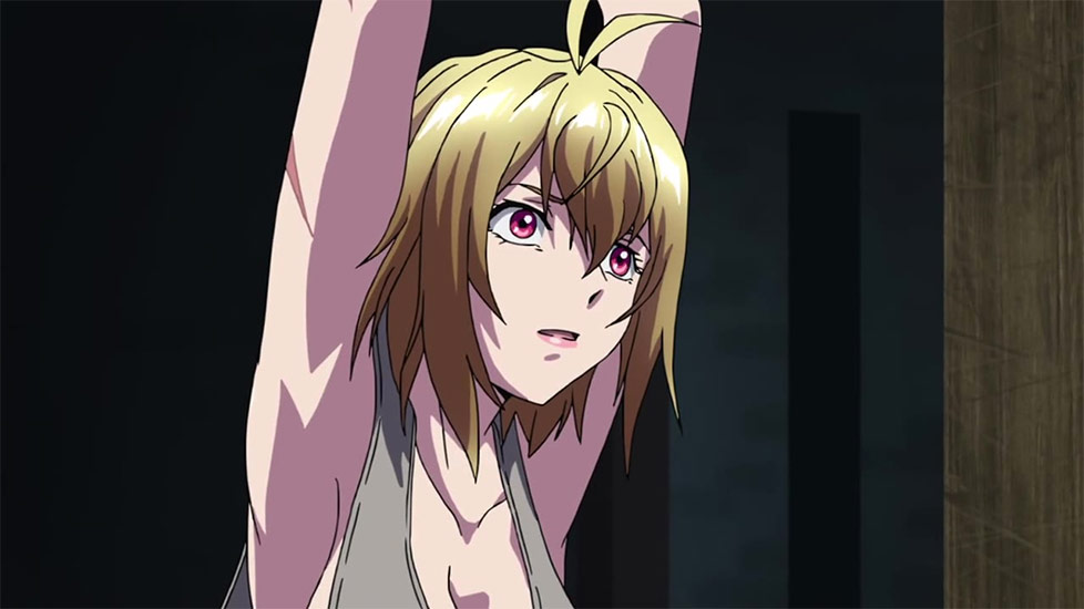 Cross Ange: Rondo of Angel and Dragon