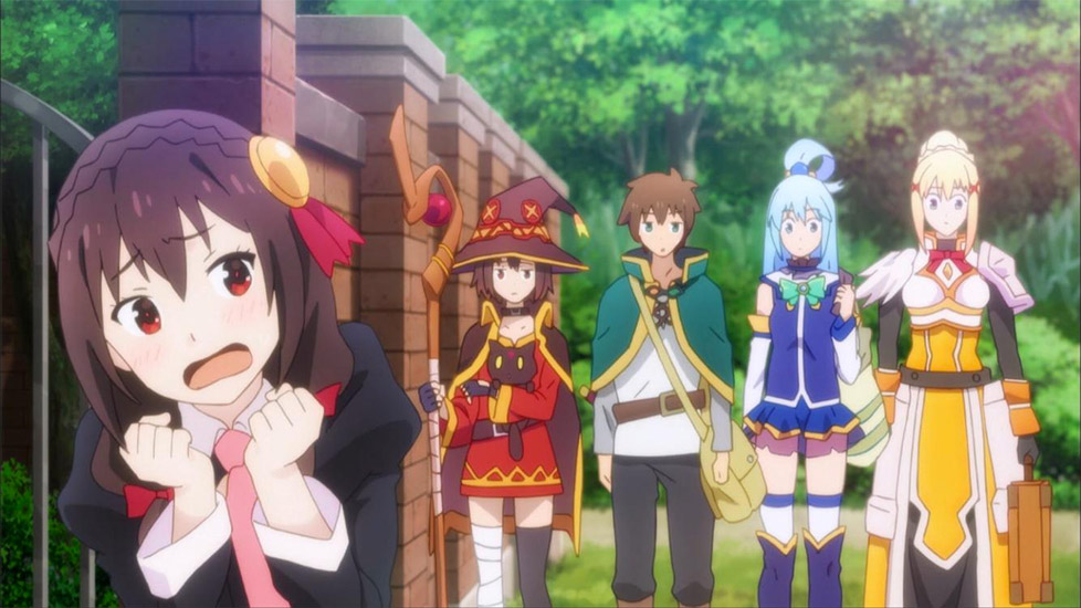 KonoSuba – God's Blessing on This Wonderful World!