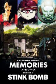 Anılar - Koku Bombası