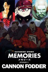 Anılar - Top Mermisi