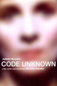 Code Inconnu: Récit Incomplet de Divers Voyages