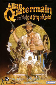 Allan Quatermain and the Lost City of Gold