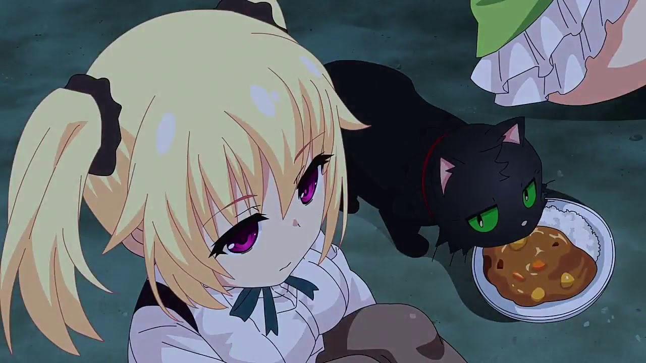 Nora Princess And Stray Cat Anime 2017 Ecchi 6