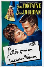 Meçhul Bir Kadının Mektupları