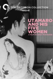 Utamaro ve Beş Kadın