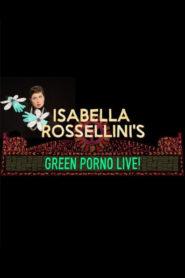 Isabella Rossellini's Green Porno Live