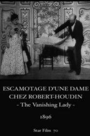 Escamotage d'une dame chez Robert-Houdin