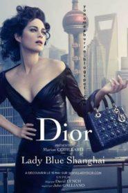 Lady Blue Shanghai