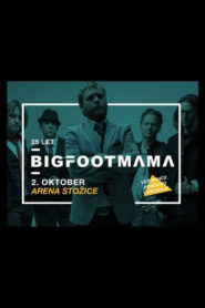 Big Foot Mama: Let 25 Concert