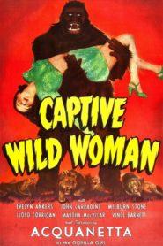Captive Wild Woman